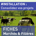 Installation : 14 fiches pour consolider vos projets