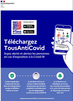 TousAntiCovid : comment fonctionne l'application ?